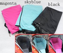 Dog Products Pet small Dog Rear Seat Car Auto Waterproof Hammock