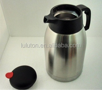 double wall stainless steel coffee pots
