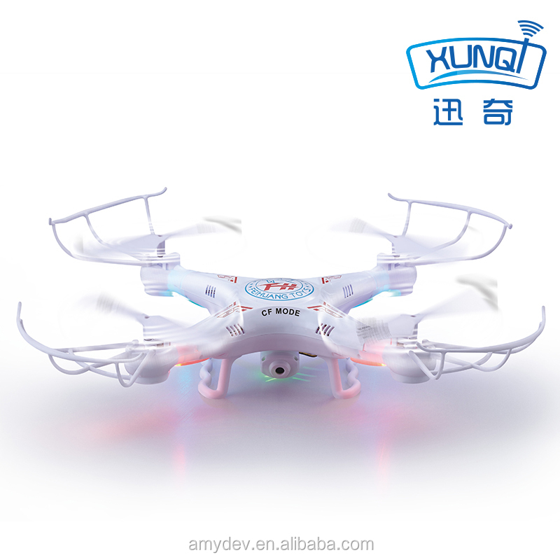 Small 2.4G 4CH RC Quadcopter with one key return base function