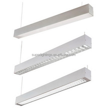CE standard aluminum double tube light fitting,1200mm t5 tube light fittings,globe light fitting