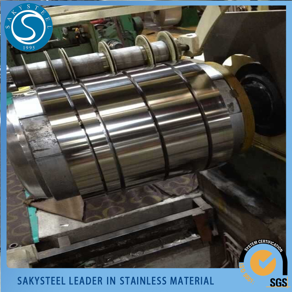 B BA cold rolled 310S stainless steel coil/strip