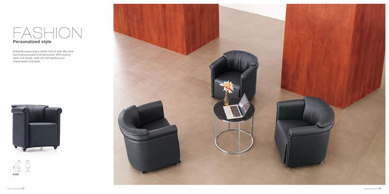 design dubai uae leather office sofa sets For chair man of company