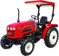 Luzhong 304 30hp 4X4 four wheel mini farm tractor with low price for hot sale