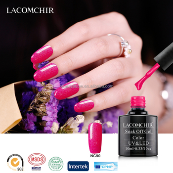 LACOMCHIR 136 Colors Gel Polish Manufacturer ,Beauty Choices Colored UV Gel Polish