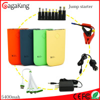 12v car jump starter flashlight booster 12v lithium car starter battery