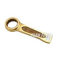 DEANTOOLS ,NON SPARKING SLOGGING /HAMMERING RING SPANNERS