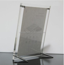 customized acrylic photo frame for inserting photos