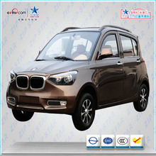 2015 year four wheels new energy electric car /battery car / battery operated vehicle