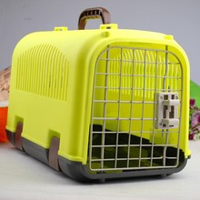 Installable plastic new design cat&dog pet carrier