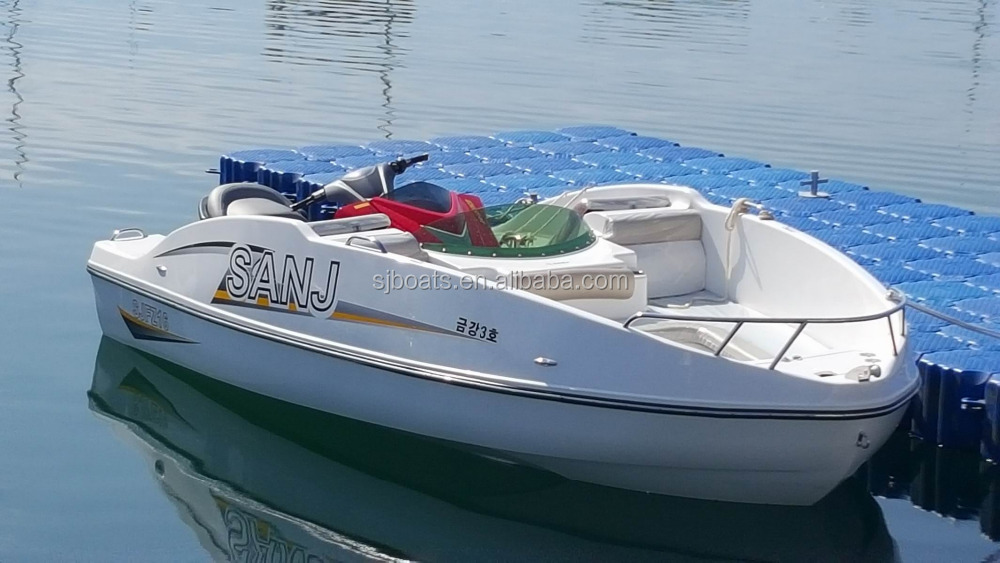 SANJ Passenger wave Boat powered by Various brand Jet ski