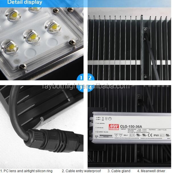 5 Years Warranty 400W High Power LED Module Flood Light 1000W Replacement