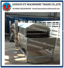AUTO. Conveyor belt type almond /peanut /nuts roasting machine (skype:ut.demi)