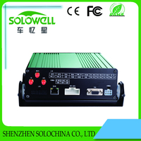 Factory 4ch hdd mobile dvr for vehicle