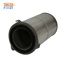 Good Quality Dust Collector Air Filter High-Efficiency Polyester G4 3 Lugs Flange Air Filter