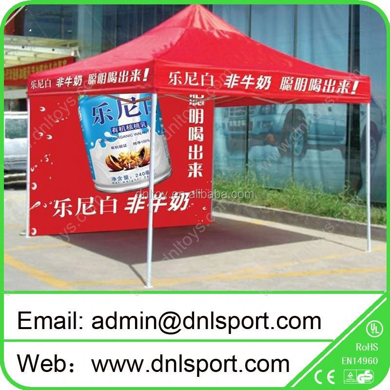 High quality and waterproof aluminum foldable canopy