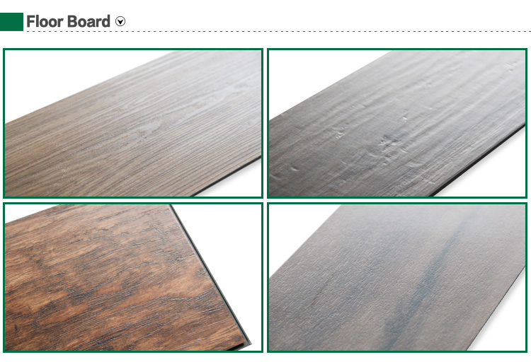 100 Waterproof Pvc Tile Commercial Vinyl Plank Flooringce