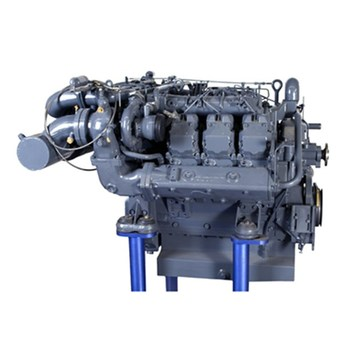 240~280KW Air-cooled Huachai HC6V132Ex Explosion-proof power diesel engine