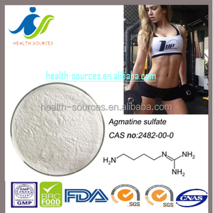 98% Assay supplement bulk powder muscle gain Agmatine Sulfate