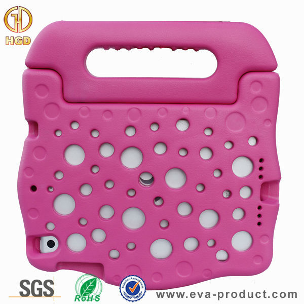 Kids Shockproof Handle Stand Cooling Case for iPad Mini 1 2 3