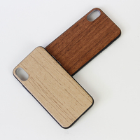 wholesale custom design case wood phone back cover case