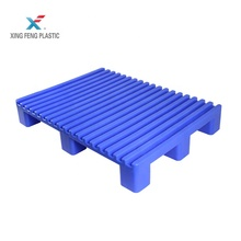 Reinforcing international durable hdpe shape <strong>flat</strong> shipping pallet L960*W720*H160mm