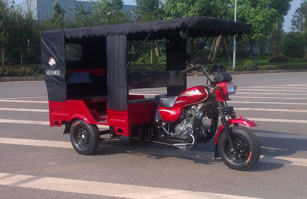 trade assurance cheap Diesel 200cc passenger tricycles