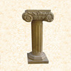 luxury decoration cantera stone columns