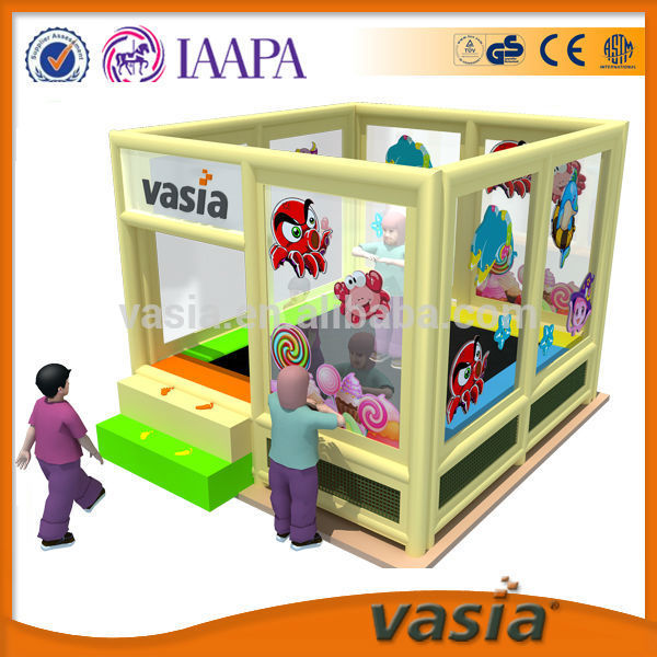 indoor playground equipment for plastic garden
