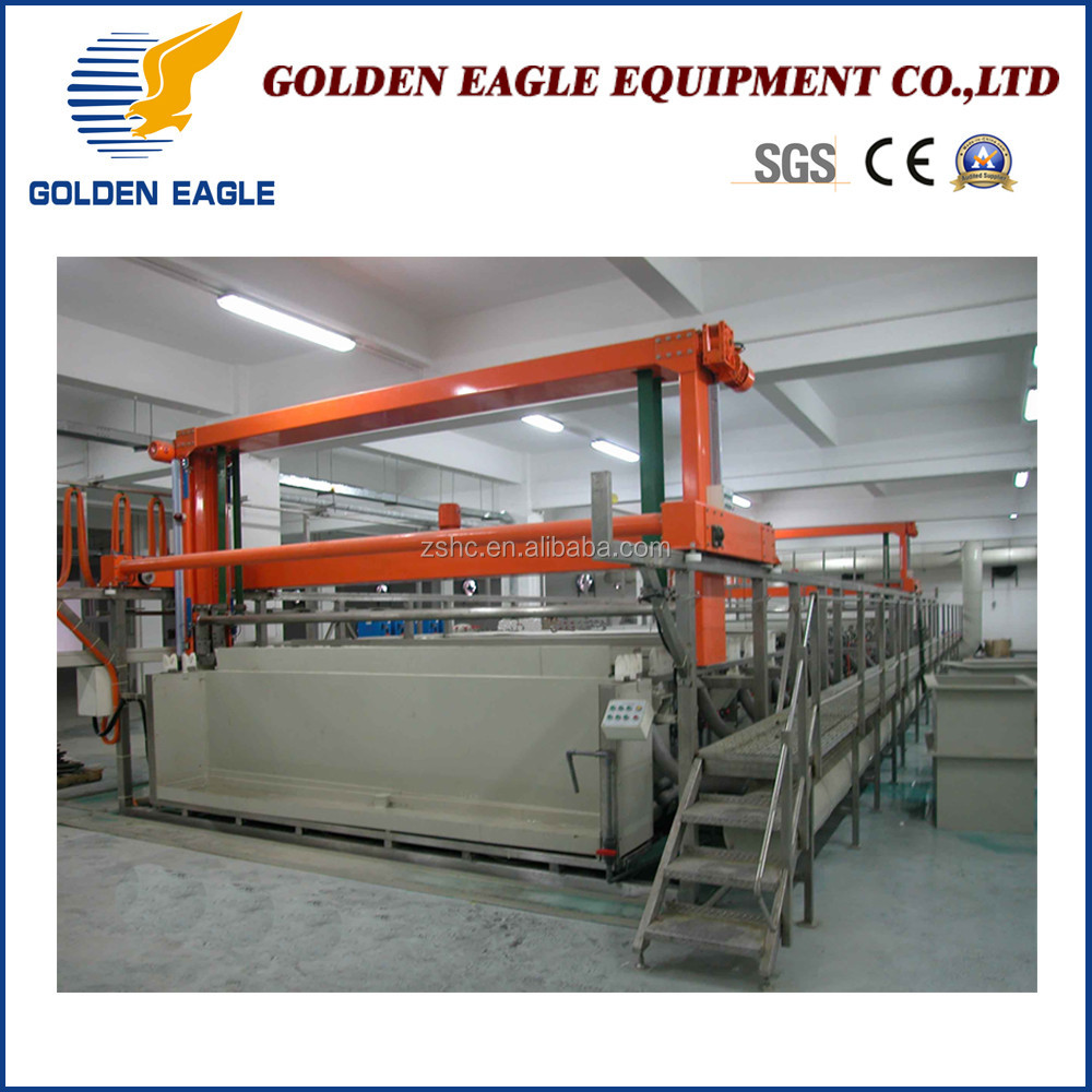 Golden Eagle galvanizing equipment China Supplier Trade