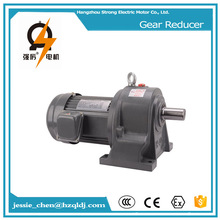 230v 1hp 100 rpm single phase ac electric gear reducer motor