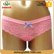Manufacturer direct selling lace women's sexy custom panties