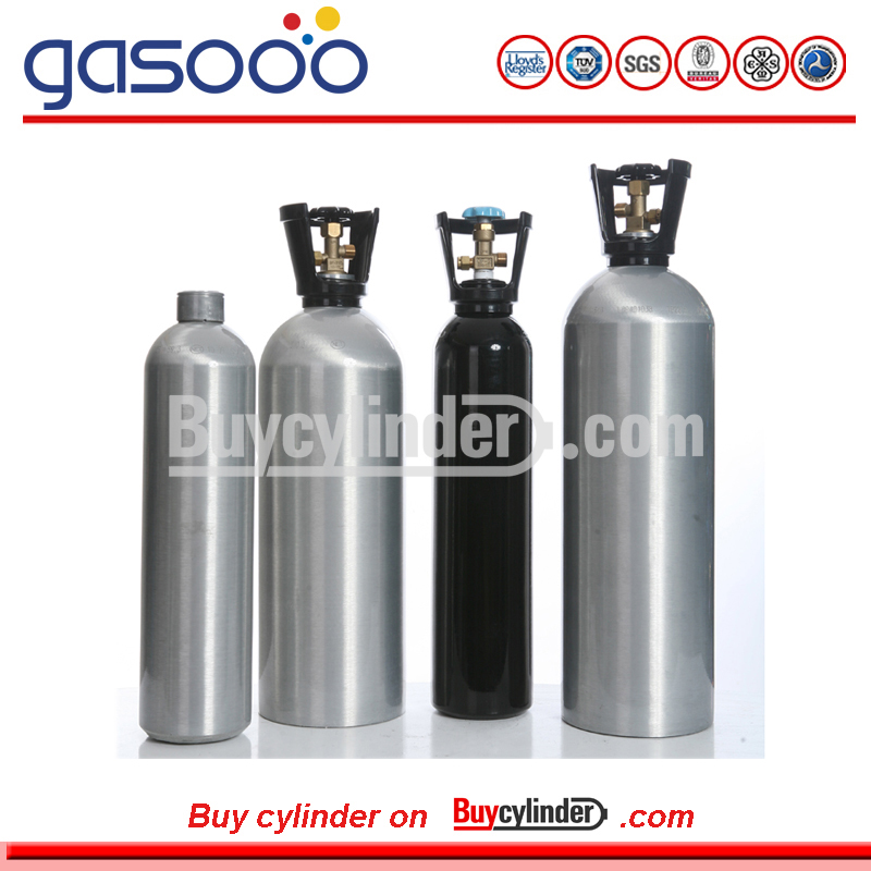Aluminium Alloy Gas Cylinders for SCUBA Diving