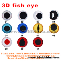 Fishing 3d holographic lure eye