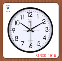 Cheap plastic decorative china quartz wall clock