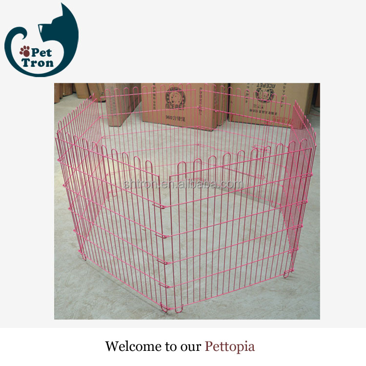 New design top quality expanded dog metal cage