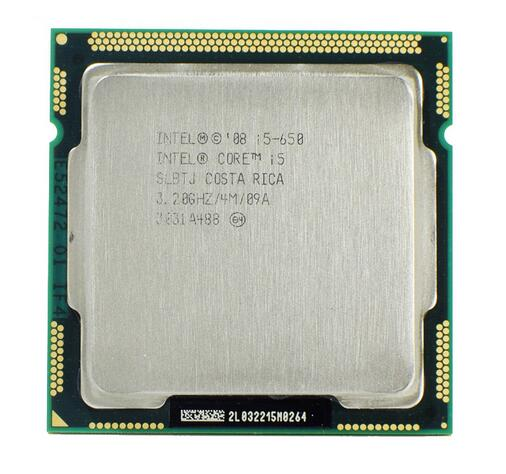Intel Core i5 750 Processor 2.66GHz 8MB Cache LGA1156 Desktop I5-750 CPU