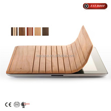 Stylish wooden tablet case for ipad 2 3 4