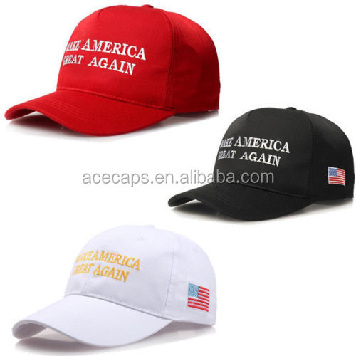Print Flag of the United States baseball cap make america great again sport caps