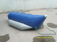 Top used inflatables banana boat PVC inflatable banana boat on sale