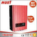 off grid single phase 48V DC to AC 220V 10 kw inverter in home power system