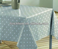PVC tablecloth in bestselling design