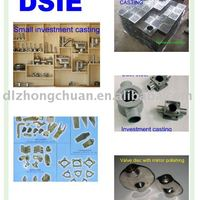 Investment Casting OEM Supply