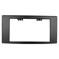 Double Din Car Fascia Facia for Toyota TOYOTA Mrak X Reiz Radio DVD Stereo CD Panel Dash Mounting Trim Kit Face