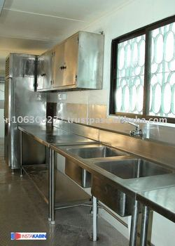 Prefabricated Kitchen