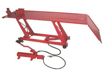 L-M-07A 1000Ib Scissor Air/ Hydraulic Motorcycle lifts