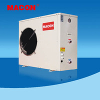 Air to Water Multi-function Heat Pump 6kw heat pump with CE(EVI technology)