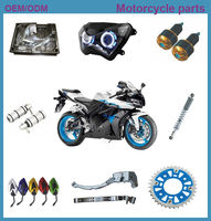 cnc motorcycle decoration parts motorcycle parts