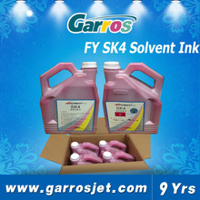 High Quality Printing Inkjet Ink Solvent , Challenger SK4 Ink