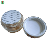 Competitive price child resistant aluminum foil caps induction seal liner for cosmetic containers