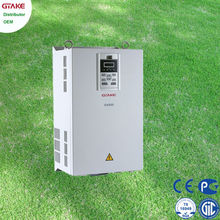 three phase big starting torque wide speed adjustable range VC control variable speed drive